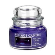 Village Candle Wish Upon A Star 11oz Small Candle Jar